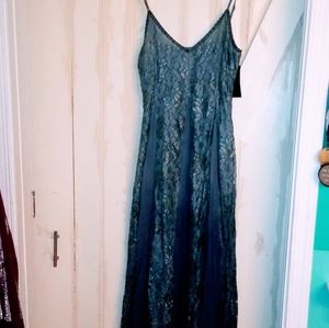 Forever 21 Long,lacey ,summer dress